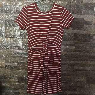Forever 21 knot dress