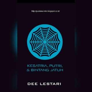 Ebook Kesatria, Putri & Bintang Jatuh