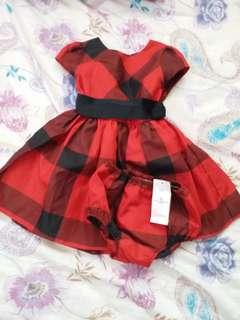 100%New Dress Ralph Lauren 18m