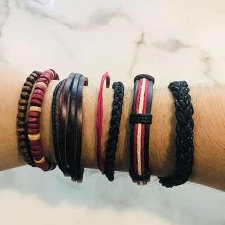 PRIMARK Mens bracelets