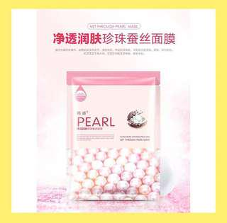 Sheet mask Hanhuo Pearl