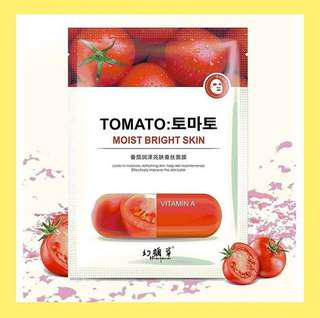 Sheet mask Huan Tomato
