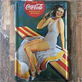 Vintage Tin Plates, Coca-Cola Series, A4