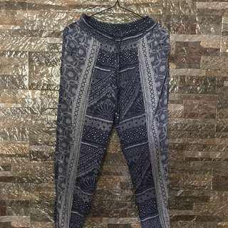American Eagle boho pants