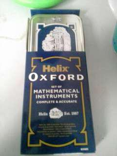 🚚 The Helix Oxford Mathematical set