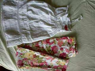 Padini authentic blouse&jeans