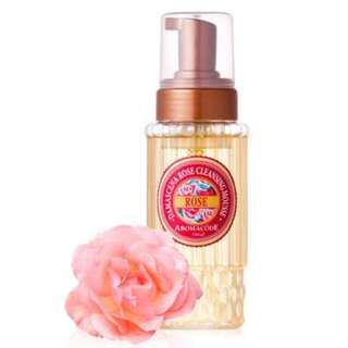 ARWIN雅聞 香氛密碼 大馬士革玫瑰氨基酸洗卸二用慕絲 250ml