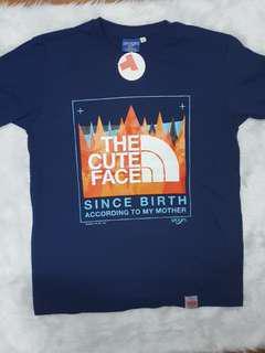 [BRAND NEW] Spoof Navy Blue Cute Unisex T-Shirt