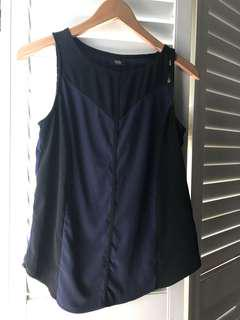 Mossimo top xs