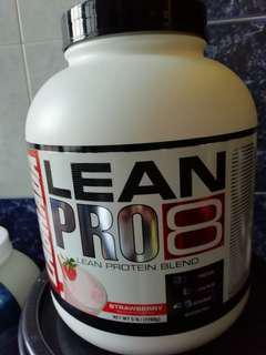 Labrada Lean Pro 8 Protein blend