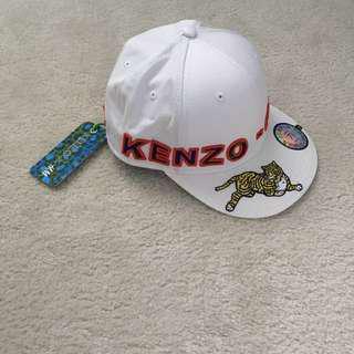 KENZO X H&M White Cap