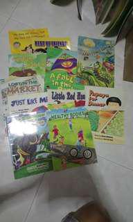 FOC nursery books