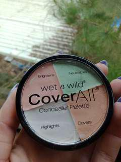 Wet n Wild: Cover All - Concealer