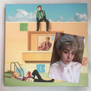 [INSTOCK] CBX Xiumin Blooming Days S PC