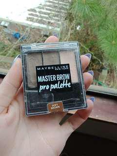 Maybeline Master Brow Palltette