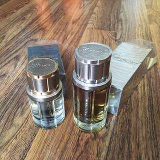 🚚 Chopard's Noble Vetiver and Noble Cedar