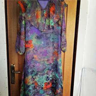Preloved dress ria miranda