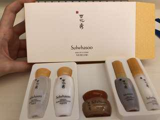 NEW Sulwhasoo basic kit (5items)
