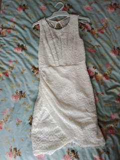 Lace Dress - Size small