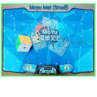 - SMALL Moyu Competition Cube Stackmat Mat for sale !