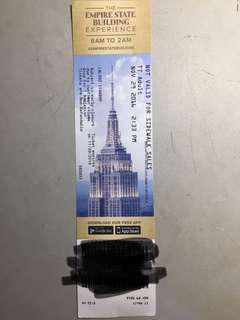 🚚 降價!!紐約 帝國大廈觀景台