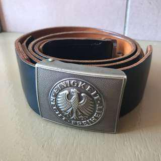 Germany military belt - Vintage