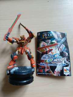 高達 mobile suit Gundam Seed MSV 盒蛋 - Gat x133