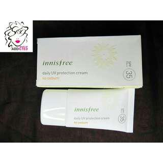 Innisfree Daily UV Protection Cream No Sebum SPF 35 PA+++ 50ml