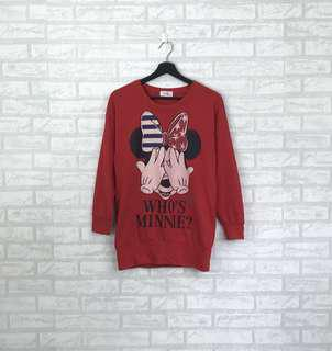 MINNIE SWEATSHIRT GURL