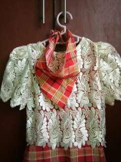 Filipiniana costume