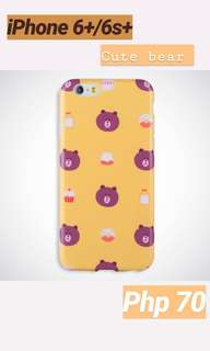 CUTE BEAR CASE (ip 6+ / 6s+)