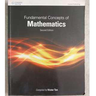 Fundamental Concepts of Mathematics