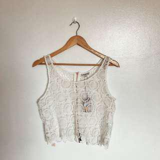 (Repriced) Elwood Lace Top