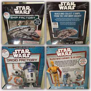 Star Wars Ship & Droid Factory