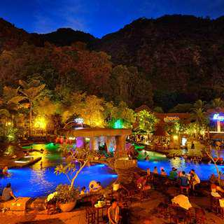 Combo: Ipoh Lost Word of Tambun + Lost World Hot Springs and Spa