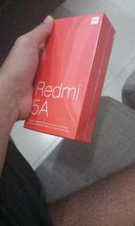 UNTOUCHED XIAOMI Redmi 5A