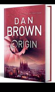 🚚 Origin by Dan Brown