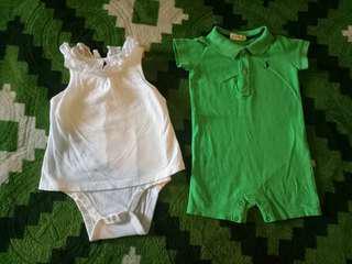Baby Romper,BABY GAP&POLO RALPH LAUREN
