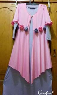 Gamis set outer