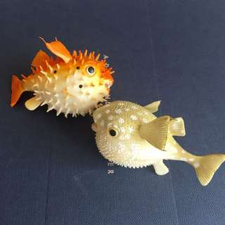 FISH TOY DECOR SQUEEZE TOY