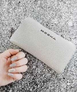 Mocha Kylie Leather Wallet