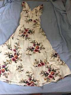 Unbranded flower summer dress