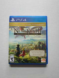 Ni No Kuni Revelant Kingdom PS4