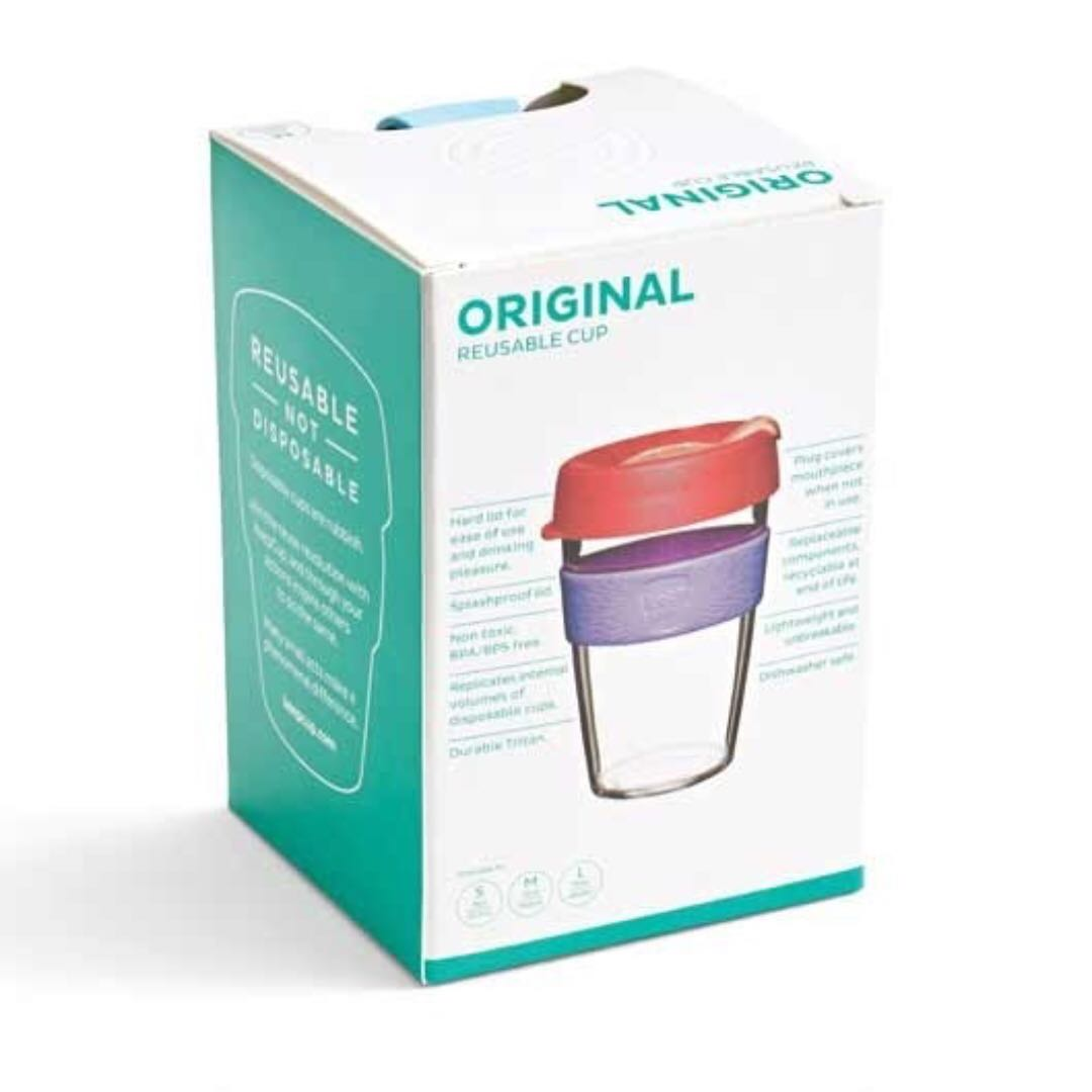 12oz Keepcup Changemakers Series Aroma Home Appliances Keep Cup Doppio Small 8oz 227ml Kitchenware On Carousell