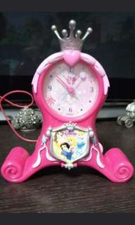 Disney公主鐘擺設