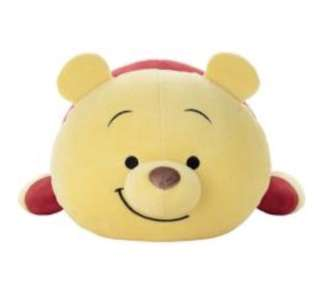 Disney Plush-Mocchi Pooh Lie Down (L Size) 小熊維尼公仔