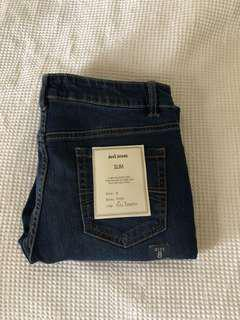 SIZE 8 SLIM FIT JEANS FROM JUST JEANS