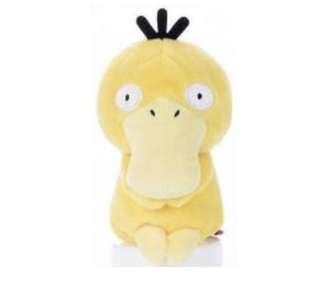Pokemon Plush-Chokkori Psyduck 比卡超公仔