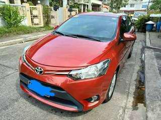 Toyota Vios E 1.3L 2017