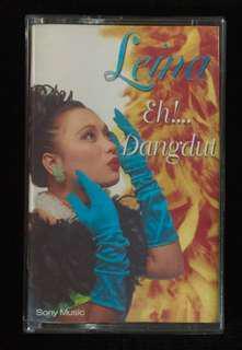 LEINA - Eh!... Dangdut 1996 Sony Music Cassette